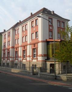 Das Logenhaus nach der Sanierung